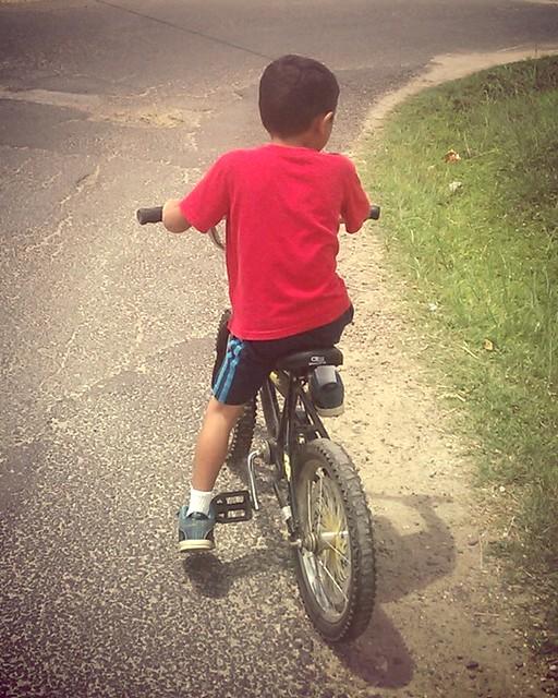 Squirt Biking