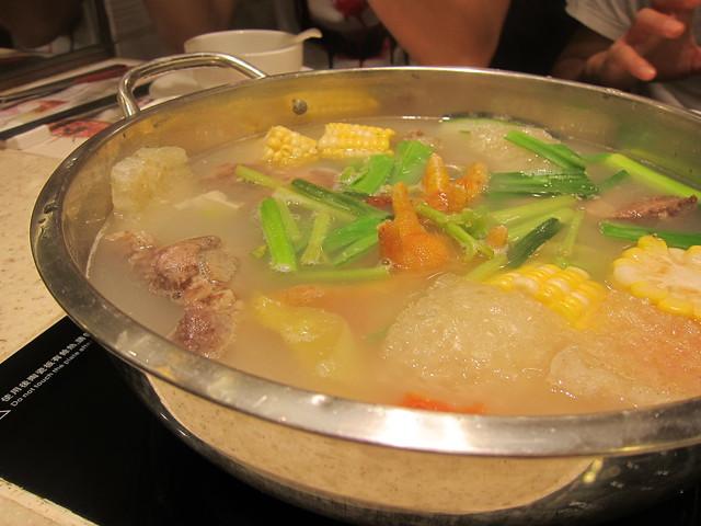 Hotpot Dinner at Roast Pot