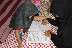 Marziya Shakir Is Learning Arabic by firoze shakir photographerno1