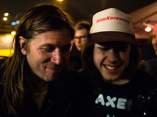 Evan + Pontus