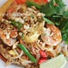 Shrimp and Tofu Pad Thai