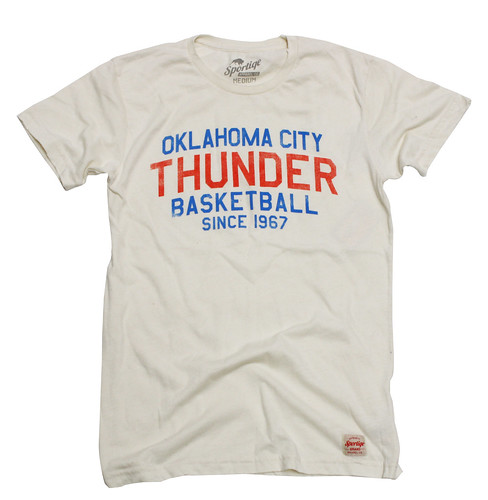 OKC THUNDER GRAFTON T-SHIRT