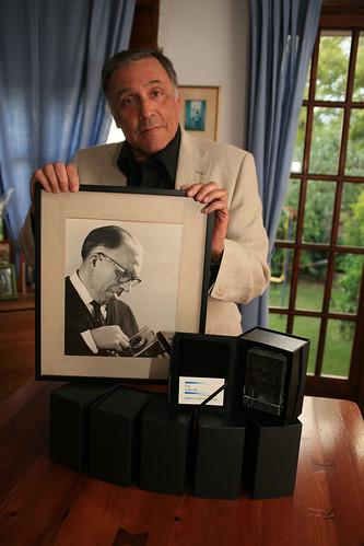 In memoriam Agustí Centelles i Ossó, mayo de 2012. by Octavi Centelles