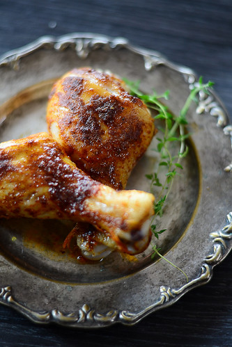 Smoked Paprika Roasted Chichen