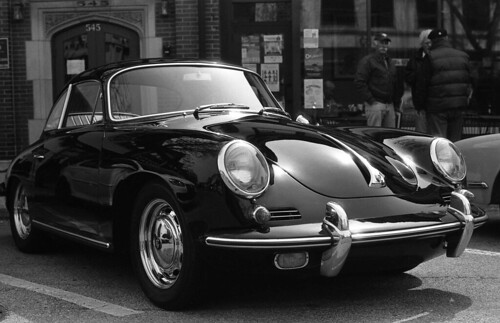 Porsche 356 (Coffee and Classics)
