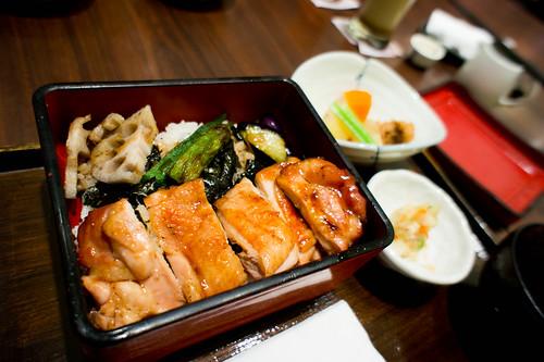 Japanese's chicken teriyaki