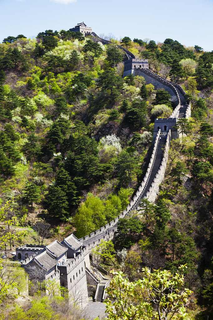 Great Wall of China Section