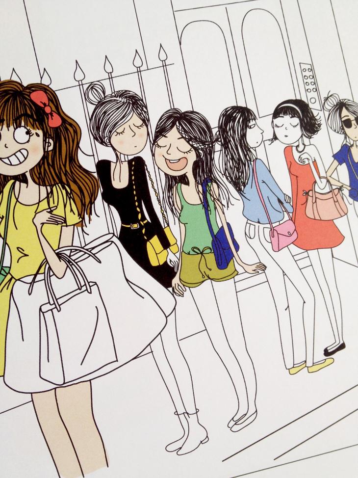 Blog mode, vetements fashion, fashion blog -Les Jolies Choses # Episode 9 - 1