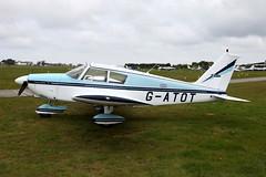G-ATOT Piper PA28-180 Cherokee C on 6 May 2012