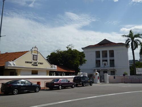convent light street