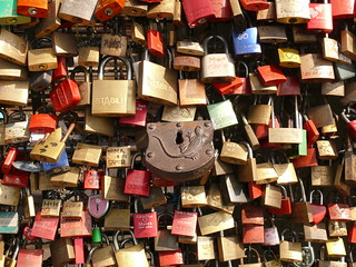 locks in Cologne