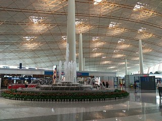 さて、東京に戻る。北京でお世話になったみなさん、本当にありがとうございます。また来ます。また会いましょう! @北京空港