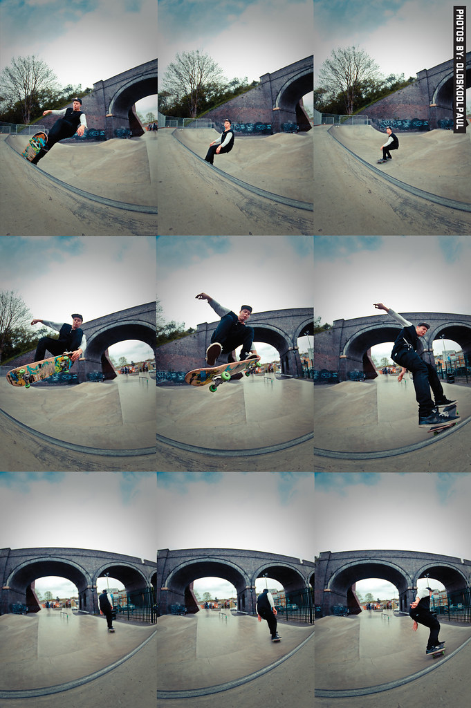 Chris Sequence - Nosegrab Transfer @ High Wycombe