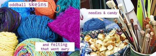 yarnbombing ingredients
