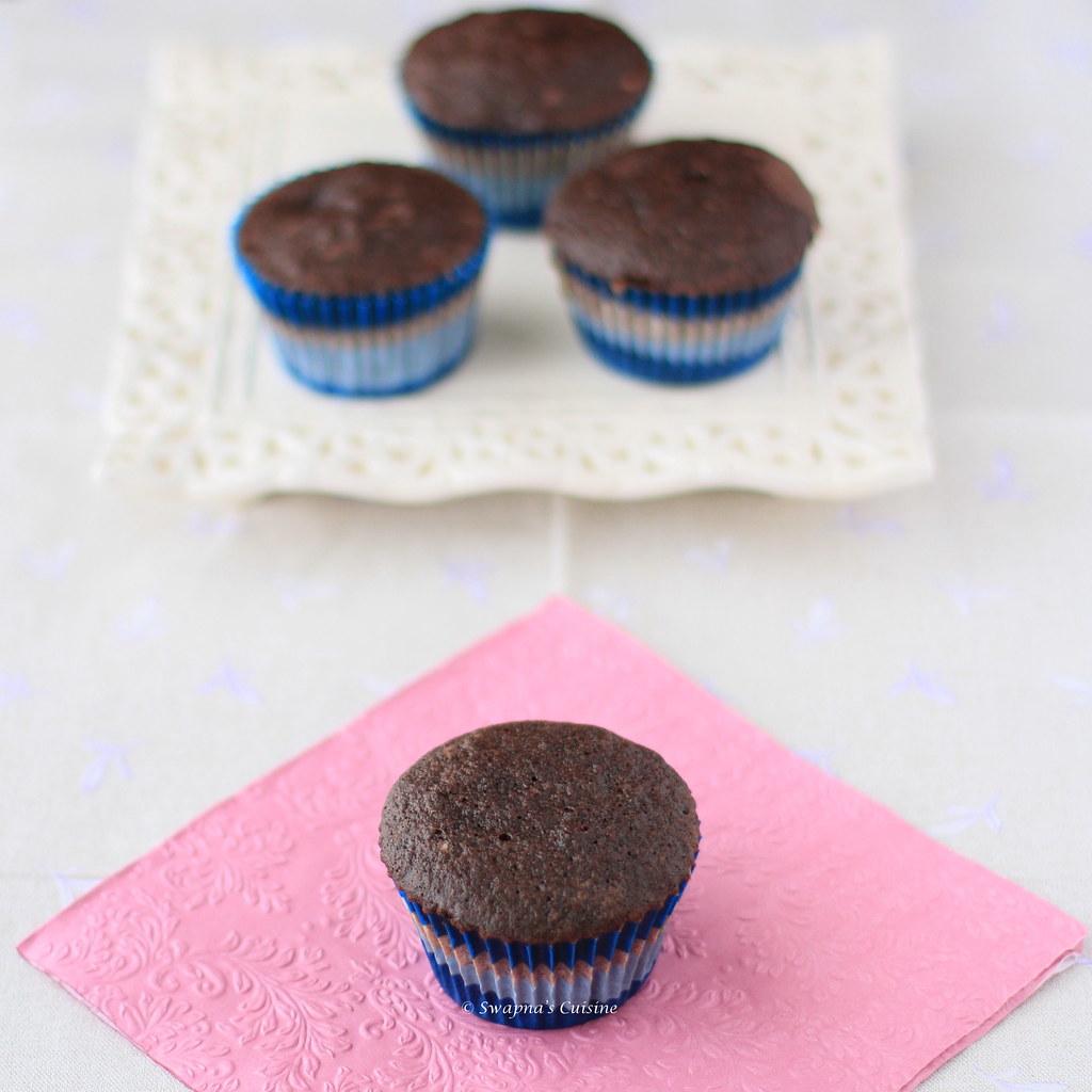 Chocolate Fudge Cupcake Recipe Chocolate Fudge Cupcakes