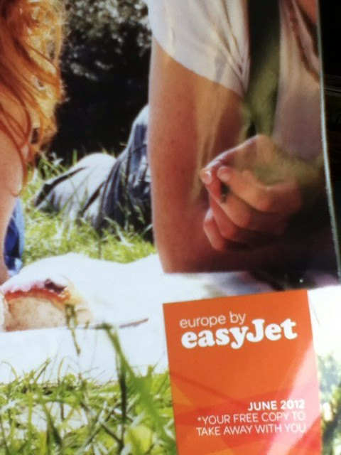 easyJet free magazine