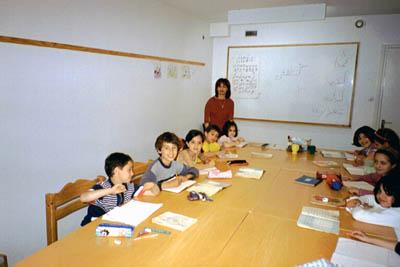 cours enfants