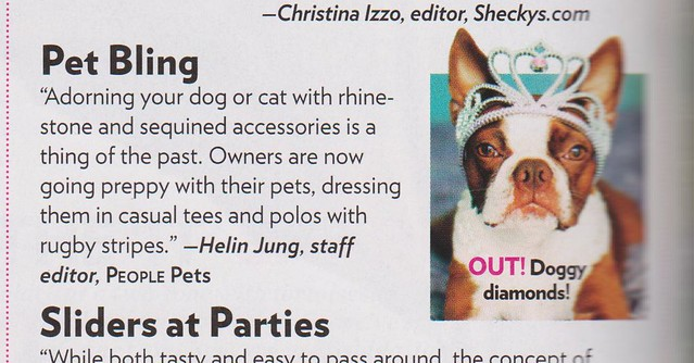Clementine People Magazine Style Watch June 2012