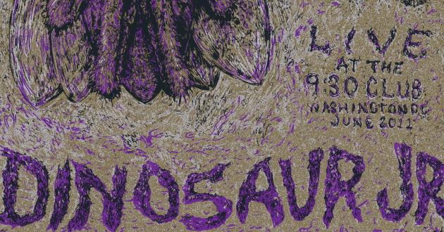 Dinosaur Jr -- Bug: Live