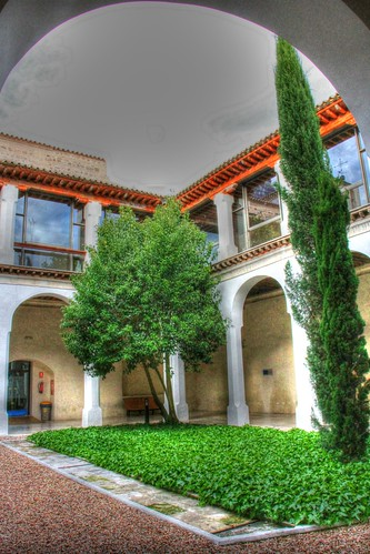 claustro Madre de Dios by fjdrevorio