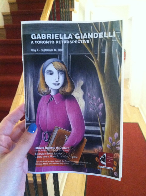 Gabriella Giandelli: A Toronto Retrospective