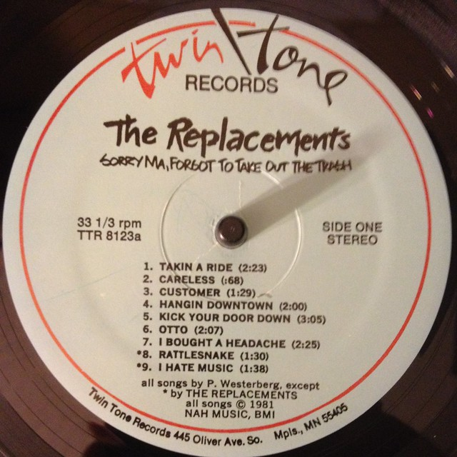 Why Is The Replacements Quot Let It Be Quot Vinyl So Expensive