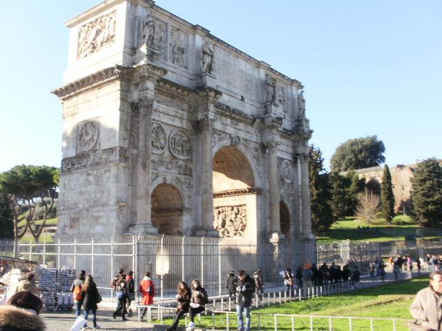 コンスタンティヌスの凱旋門の画像 p1_35