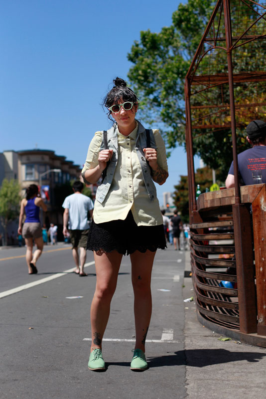 kelly san francisco street fashion style