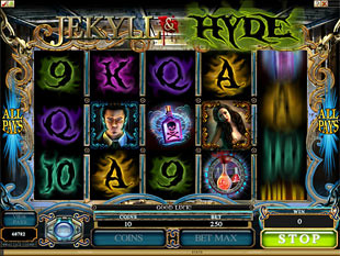 Jekyll and Hyde slot game online review