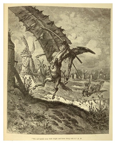 005-The History of Don Quixote-1864-1867-Gustave Doré- Texas A&M University Cushing Memorial Library