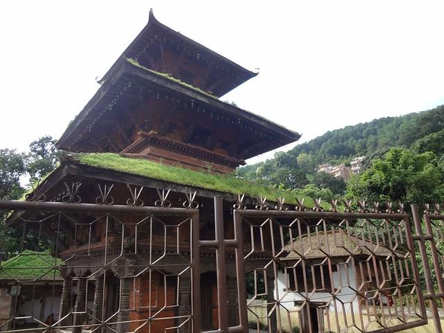 Templo de Amar Narayan, Tansen Nepal