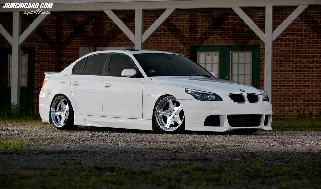 Static Daily Jason S Bmw 535i