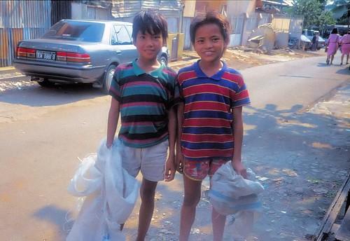 Rubbish Collectors Jakarta