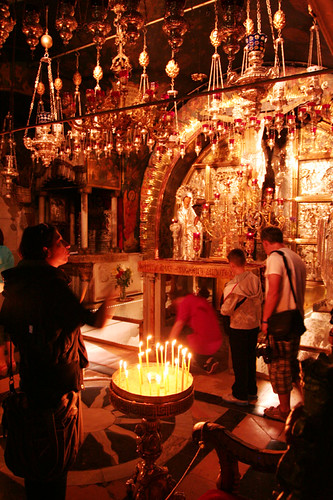 Golgotha @ Church of the Holy Sepulchre
