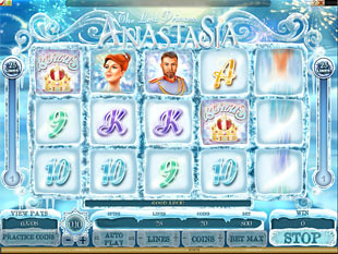 The Lost Princess Anastasia slot game online review