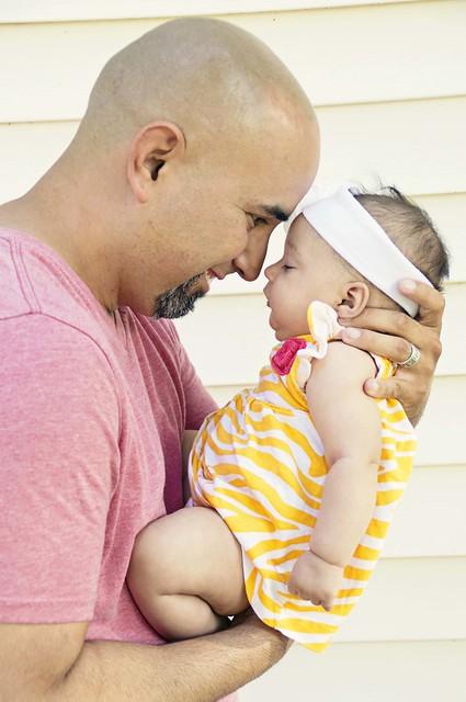daddy & baby girl