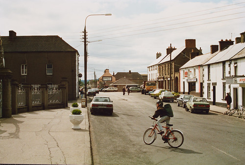 Market Square, Bagenalstown, Co. Carlow, 1991