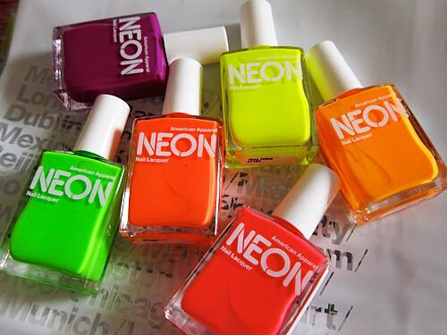 neon gloss