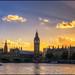 London Sunset by _Hadock_