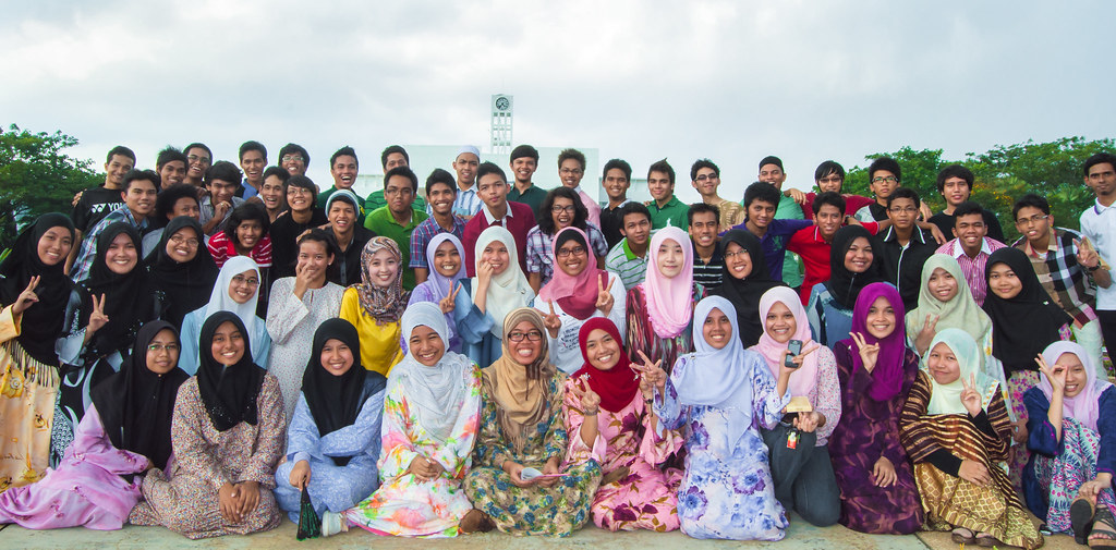 UNMC's Malay Students Batch 2011