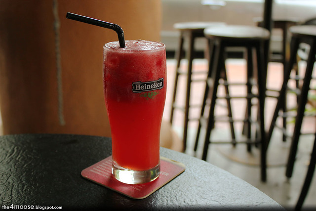 Geographers' Cafe - Watermelon Juice