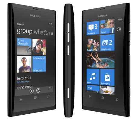 Nokia Lumia 800 Magical Abilities Challenge videos