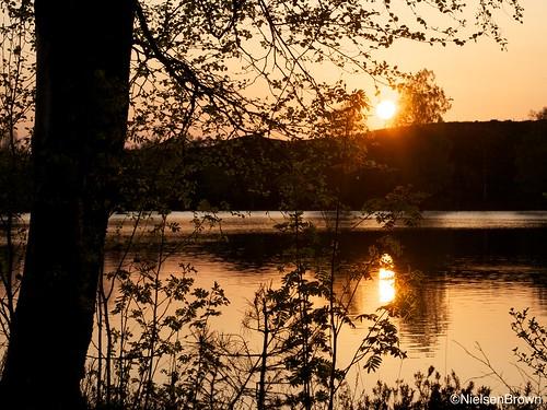 Sunset Björsjö
