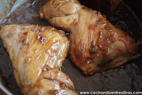 Pollo a la cocacola y sopa de cebolla (6)