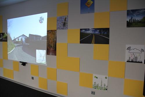 Showroom de ETIC Microsoft en Arrasate