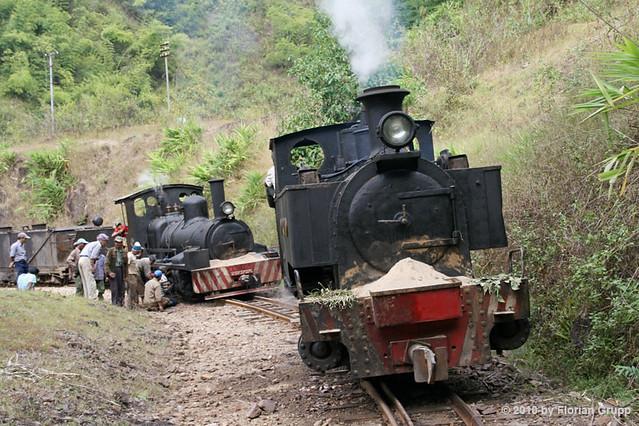 Stone Mountain Steam Train