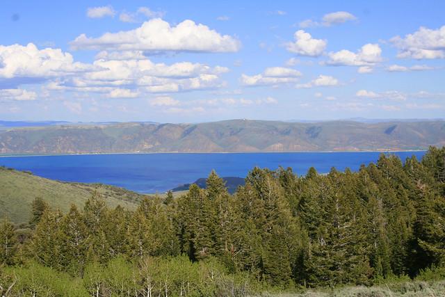 Header of bear lake