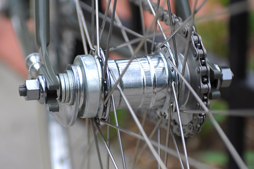 Velosteel Coaster Brake Hub