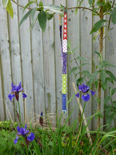 Lanyard by the irises