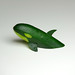 Cucumber Killer Whale by Laser Bread